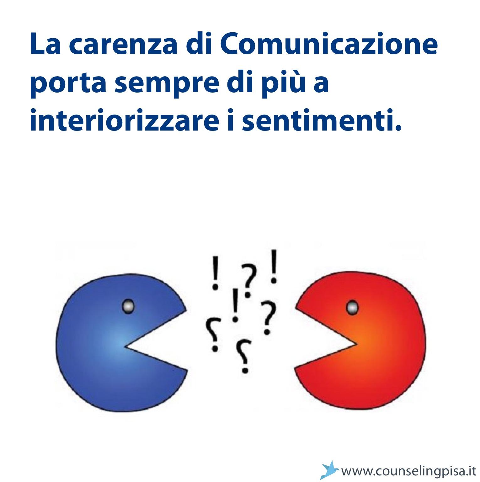 LA COMUNICAZIONE NECESSARIA